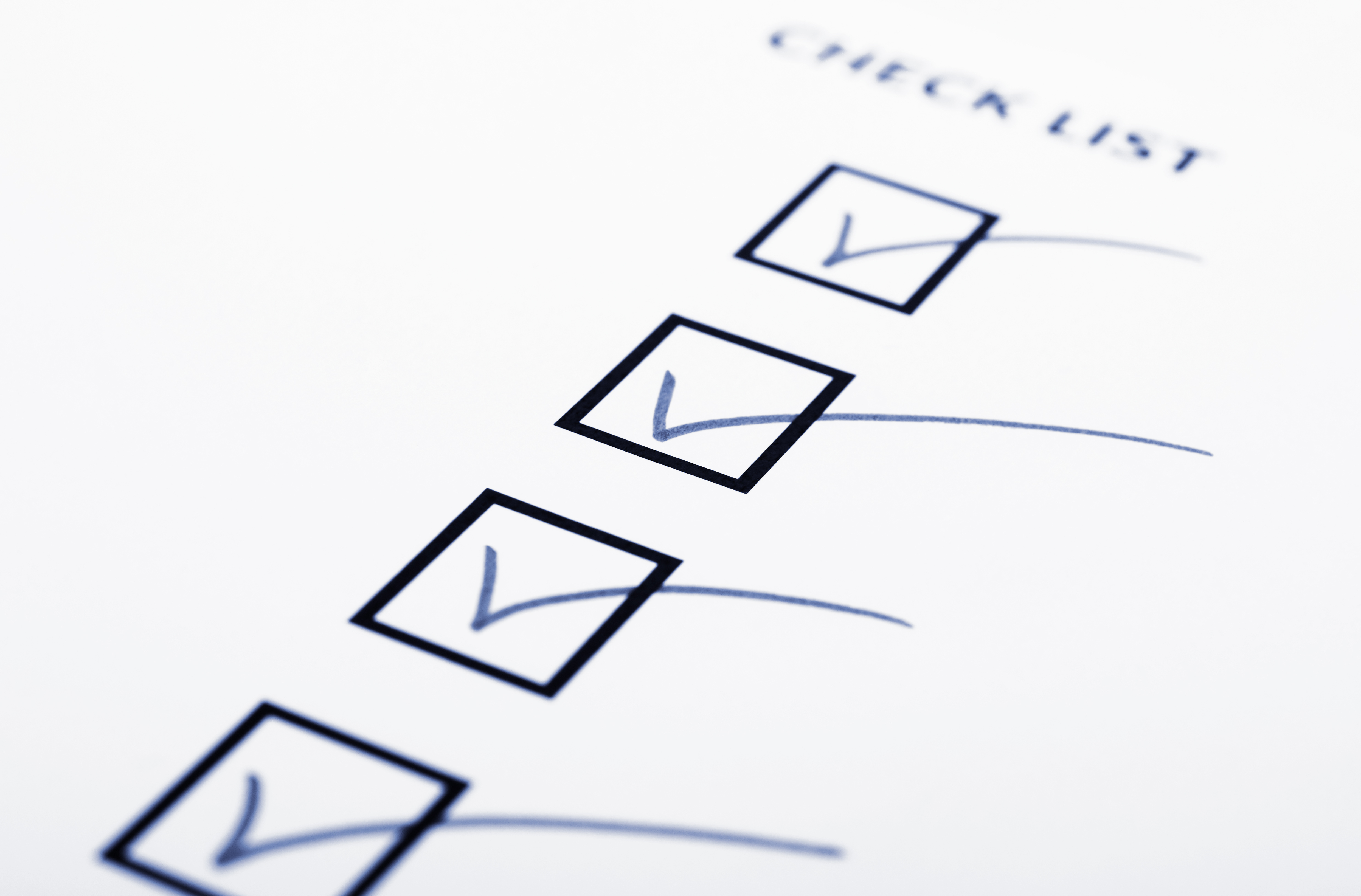 Campaign Checklist: Getting the most out of your LinkedIn campaigns